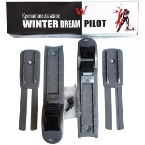 Крепление NNN WINTER DREAM Pilot (автомат) от магазина Супер Спорт
